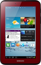Samsung Galaxy Tab 2 7.0 8GB 3G Garnet Red (GT-P3100)