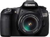 Canon EOS 60D Double Kit 18-55mm IS II + 55-250 IS II
