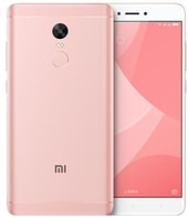 Xiaomi Redmi Note 4X Snapdragon 625 4GB/64GB (розовый)