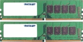 Patriot Signature Line 2x16GB DDR4 PC4-17000 PSD432G2133K