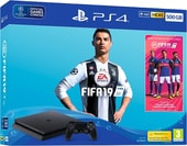 Sony PlayStation 4 Slim 500GB FIFA 19