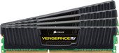 Corsair Vengeance Black 4x4GB DDR3 PC3-12800 KIT (CML16GX3M4A1600C9)