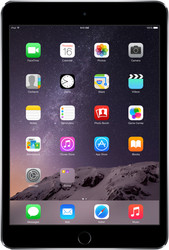 Apple iPad mini 3 128GB Space Gray