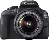 Canon EOS 100D Double Kit 18-55mm IS II + 55-250mm IS II