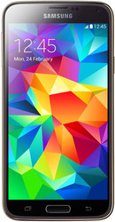Samsung Galaxy S5 Duos 16GB Copper Gold [G900FD]