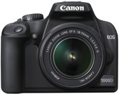 Canon EOS 1000D Kit 18-55mm III