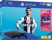Sony PlayStation 4 Slim 1TB FIFA 19