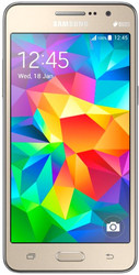 Samsung Galaxy Grand Prime VE Duos Gold [G531H/DS]