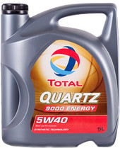 Total Quartz 9000 Energy 5W-40 5л