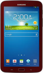 Samsung Galaxy Tab 3 7.0 16GB 3G Garnet Red (SM-T211)