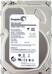 Seagate Barracuda 3TB (ST3000DM001)