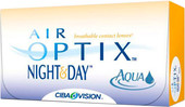 Ciba Vision Air Optix Night & Day Aqua (от +1,0 до +6,0) 8.6мм