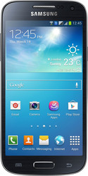 Samsung Galaxy S4 mini Duos Black Mist [I9192]