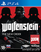 Wolfenstein: The New Order для PlayStation 4