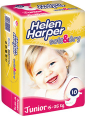 Helen Harper Soft & Dry Junior (10 шт)