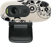 Logitech HD Webcam C270 Ink Gears (960-000915)