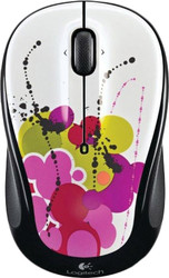 Logitech M325 White Ink Trail (910-003031)