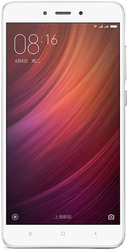 Xiaomi Redmi Note 4 3GB/64GB (серебристый) [2016050]