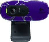 Logitech HD WebCam C270 Purple Boulder (960-000810)
