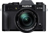 Fujifilm X-T10 Double Kit 16-50mm + 50-230mm Black