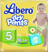 Libero Dry Pants 5 Maxi Plus 18