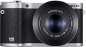 Samsung NX300 Kit 45mm 2D/3D