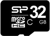 Silicon-Power microSDHC (Class 6) 32 Гб (SP032GBSTH006V10-SP)