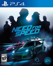 Need for Speed для PlayStation 4