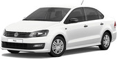 Volkswagen Polo Trendline Sedan 1.6i 5MT (2015)