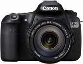 Canon EOS 60D Kit 18-135 IS STM