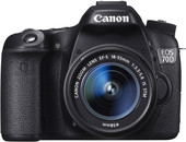 Canon EOS 70D Double Kit 18-55mm IS STM + 55-250mm IS STM
