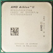 Отзывы о AMD Athlon II X2 245