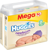 Huggies Newborn 2 Mega (90 шт)