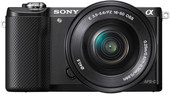 Sony Alpha a5000 Double Kit 16-50mm + 55-210mm (ILCE-5000Y)