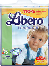 Libero Comfort Fit Maxi Plus 5 (82 шт)