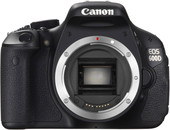 Canon EOS 600D Kit 18-200mm IS