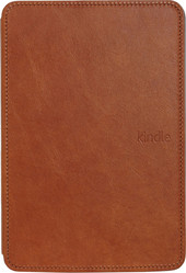 Amazon Kindle Touch Leather Cover Saddle Tan