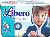 Libero Comfort Fit XL 6 (32 шт)