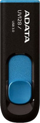 A-Data DashDrive UV128 Black/Blue 8GB (AUV128-8G-RBE)