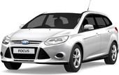 Ford Focus Ambiente Turnier 1.0t (100) 5MT (2010)