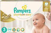 Pampers Premium Care 3 Midi (160 шт)