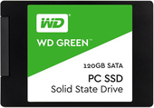 WD Green 120GB [WDS120G1G0A]