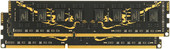 GeIL Black Dragon 2x4GB KIT DDR3 PC3-12800 (GB38GB1600C9DC)