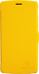 Nillkin Fresh Yellow для LG Nexus 5