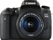 Canon EOS 760D Double Kit 18-55mm IS STM + 55-250mm IS STM