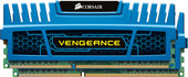 Corsair Vengeance Blue 2x4GB DDR3 PC3-12800 KIT (CMZ8GX3M2A1600C9B)