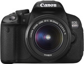 Canon EOS 650D Kit 18-55mm IS STM