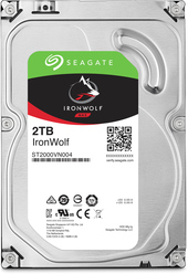 Seagate Ironwolf 2TB [ST2000VN004]