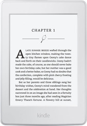 Amazon Kindle Paperwhite (белый) [2015 год]