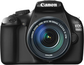 Canon EOS 1100D Kit 18-135mm IS STM